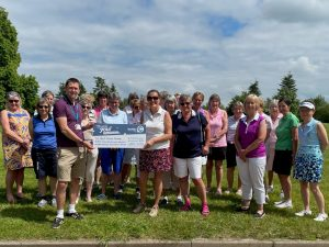 Dunston Hall Ladies Captain's Charity Golf Day 2021