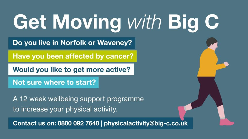 Get Moving with Big C