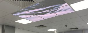 Nuclear Medicine Ceiling Panels